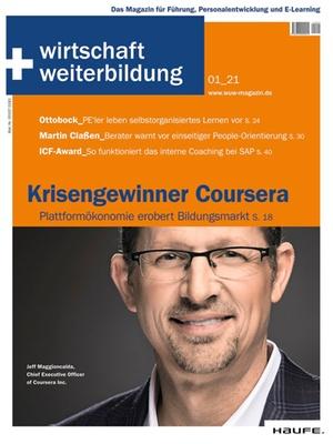 wirtschaft + weiterbildung Ausgabe 1/2021 | wirtschaft & weiterbildung