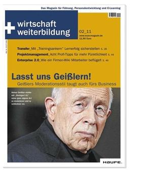 wirtschaft + weiterbildung Ausgabe 2/2011 | wirtschaft & weiterbildung