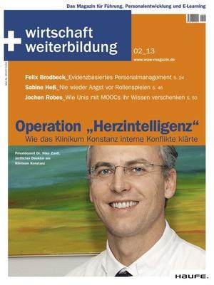 wirtschaft + weiterbildung Ausgabe 2/2013 | wirtschaft & weiterbildung