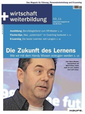 wirtschaft + weiterbildung Ausgabe 3/2011 | wirtschaft & weiterbildung