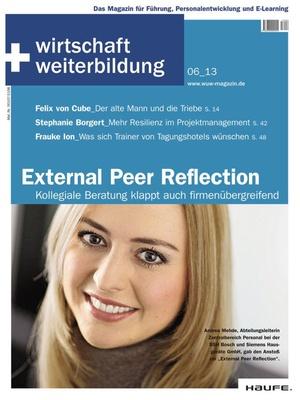 wirtschaft + weiterbildung Ausgabe 6/2013 | wirtschaft & weiterbildung