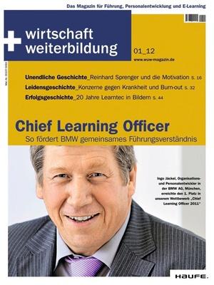 wirtschaft + weiterbildung Ausgabe 1/2012 | wirtschaft & weiterbildung