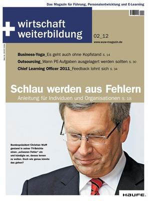 wirtschaft + weiterbildung Ausgabe 2/2012 | wirtschaft & weiterbildung