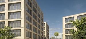 Baustart für W&W-Campus in Kornwestheim