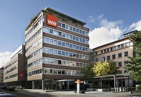 W&W-Gebäude in Stuttgart