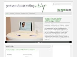 HR-Blogs: www.personalmarketingblog.de