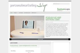 www.personalmarketingblog.de (Screenshot)