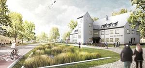 Konversion in Münster: Zwei Kasernen werden zu Wohnquartieren