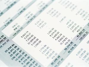 Gesundheitsfonds: Monatsabrechnungen der Krankenkassen