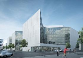Zalando Headquarter in Berlin
