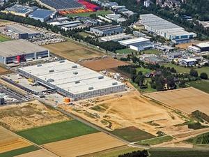 Zalando erweitert Logistikzentrum in Mönchengladbach
