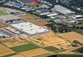 Zalando-Logistikzentrum Mönchengladbach