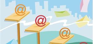 Elektronischen Rechnungen und E-Mail Archivierung