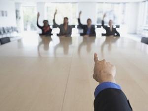 Manager-Rekrutierung läuft mangelhaft