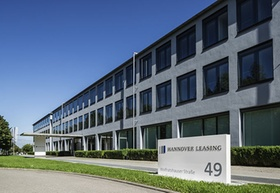 Zentrale Hannover Leasing in Pullach