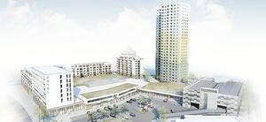 HBB bebaut Stadtwerke-Gelände in Langen