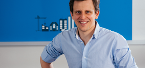 "Startup-Serie: Zinsland ""Startup-Kultur ist grundlegend anders"""