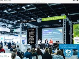 ZPE Virtuelle Bühne Recruiting & Attraction