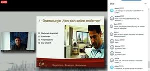 ZPE Virtual: Vortrag von Babak Rafati zu Ursachen von Stress