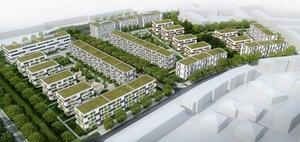 Berlin: Züblin baut Wohnungen in BER-Nähe