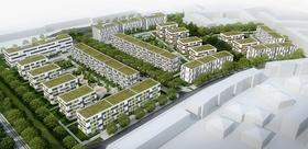 Züblin-Projekt in Berlin Neu-Schöneberg