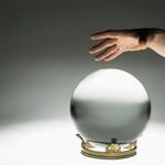 Zukunft Kristallkugel