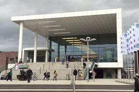 Zukunft Personal 2015: Messehalle