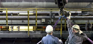 Gesetz: Kurzarbeitergeld und Qualifizierung erleichtern