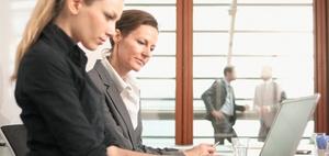 Auch bei Arbeiten 4.0: Ergonomie im Büro