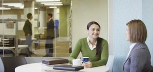 Jobsharing: So funktioniert das Arbeitszeitmodell rechtlich