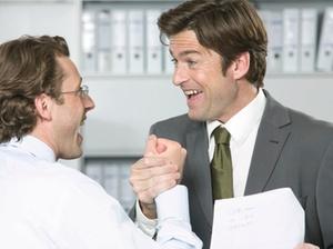 Führung: Teamwork: am liebsten mit inkompetenten Kollegen