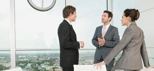 """Die Bezeichnung """"Partners"""" ist auch für eine GmbH zulässig."""