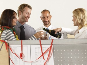 Mitarbeitermotivation: Führungskräfte schätzen Weihnachtsfeiern
