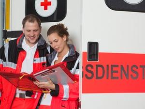 Sonderrechte für Rettungsfahrzeuge im Einsatz
